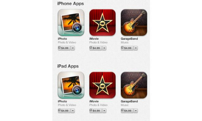 Apple fixes iLife for iOS apps' compatibility issues ahead