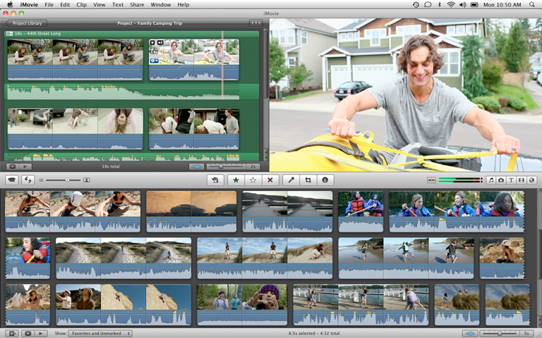 Apple unveils iLife '11 with major updates to iPhoto, iMovie, and