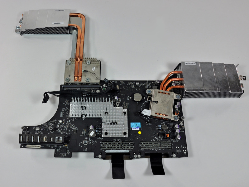 A Look Inside Apple S New 27 Inch Imac Teardown Photos
