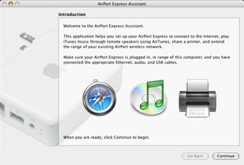 Apple readies AirPort 4 0 software for AirPort Express launch