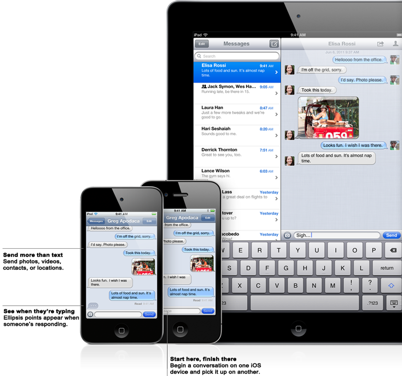 Microsoft opens Messenger to XMPP, allowing Apple to connect