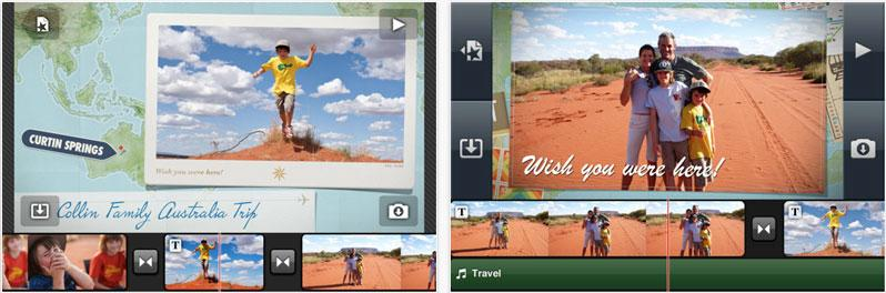 Apple releases iMovie for iPhone 4 in App Store