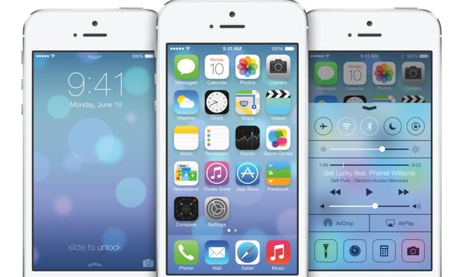 Apple bumps into some third party apps to extend iOS 7