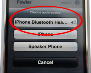 how to play music through bluetooth headset