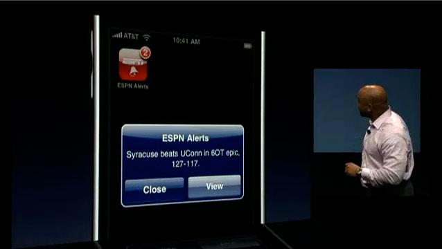 ESPN for iPhone 3.0
