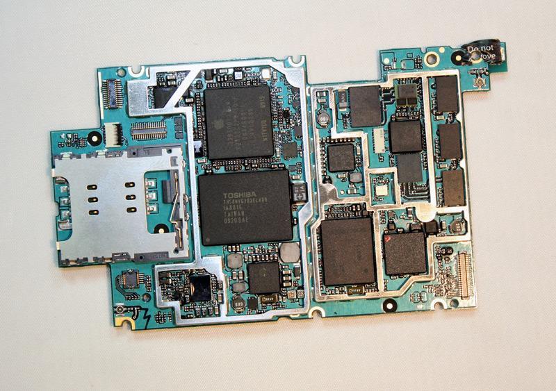 iPhone 3G S teardown
