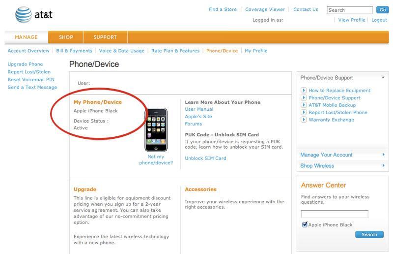 iPhone Black?