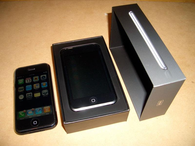 iPod Touch unpacking tour and first look (photos)