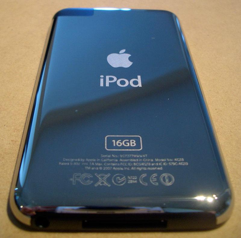 Apple's iPod touch
