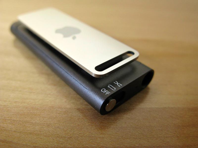 iPod shuffle design