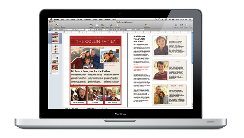 Apple introduces iwork 09 iwork iwork yelopaper Images