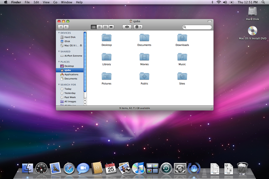An Introductory Mac OS X Leopard Review: Meet Your New Desktop