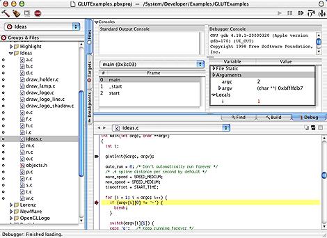 Leopard Dev Tools