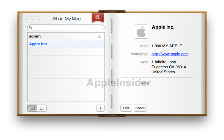 Sources reveal Apple's new-look interface for Mac OS X