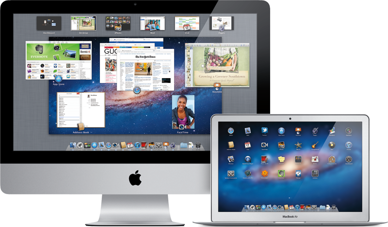 Apple says Mac OS X Lion downloads top 1 million in first day