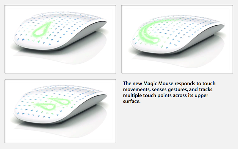 Inside Apple's new multitouch Magic Mouse