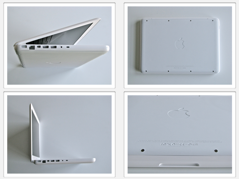 First Look Apple S Redesigned 13 Inch Unibody Macbook