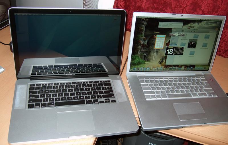MacBook Pro Compare