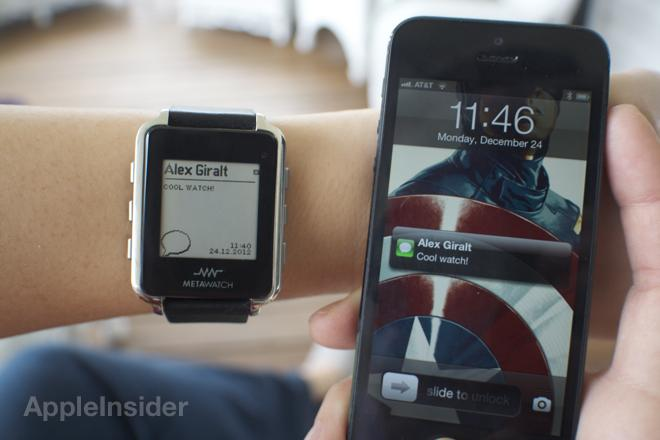 c9724122fa6 Best Buy retail stores and its online shop will begin carrying MetaWatch  products Nov. 3