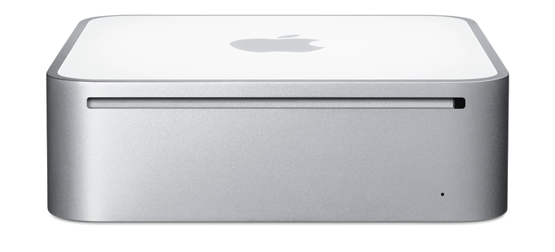Apple's offers faster Mac minis and new server-oriented model
