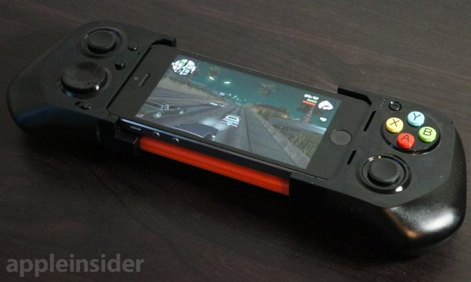 control ps3 with iphone review moga ace power controller for apple s iphone 9960