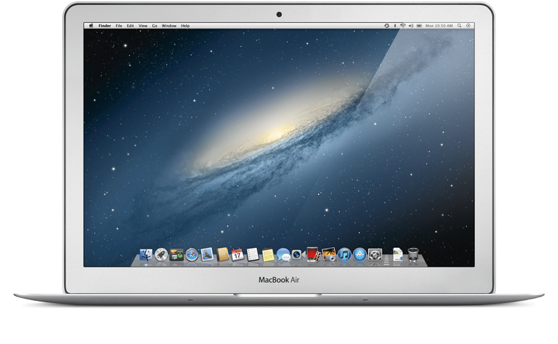 mac os x 10.8 for pc