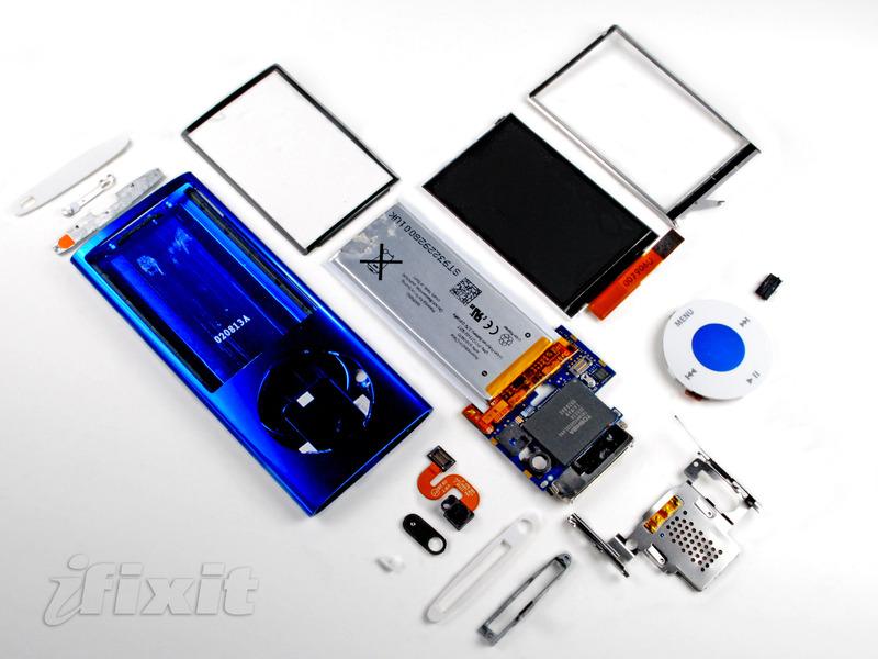 iPod nano teardown 4
