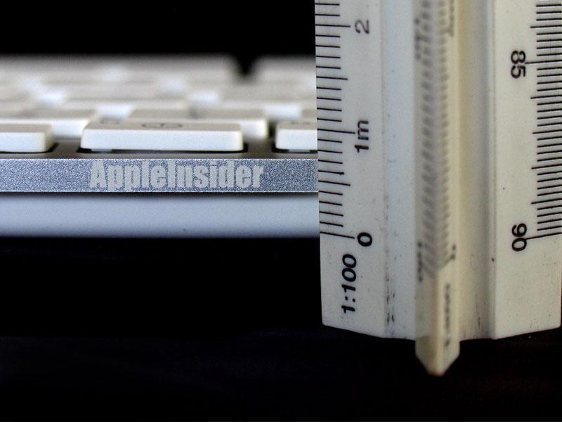 Next-gen iMac keyboard