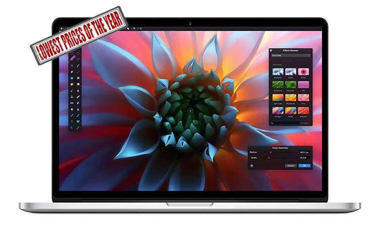 Lowest 2015 Mac Prices Ever: 15