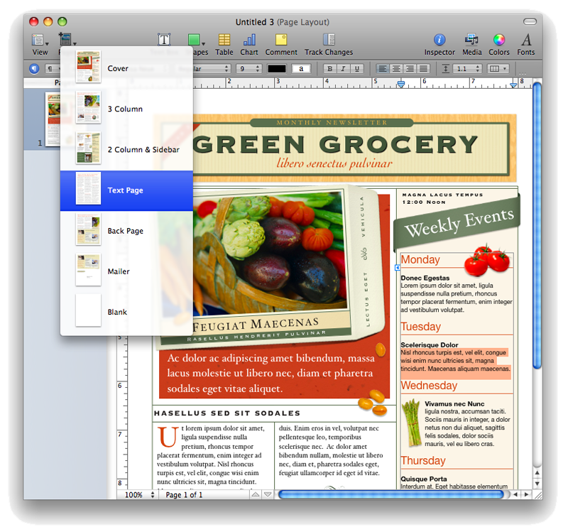 how to insert pdf document into word 2008 for mac