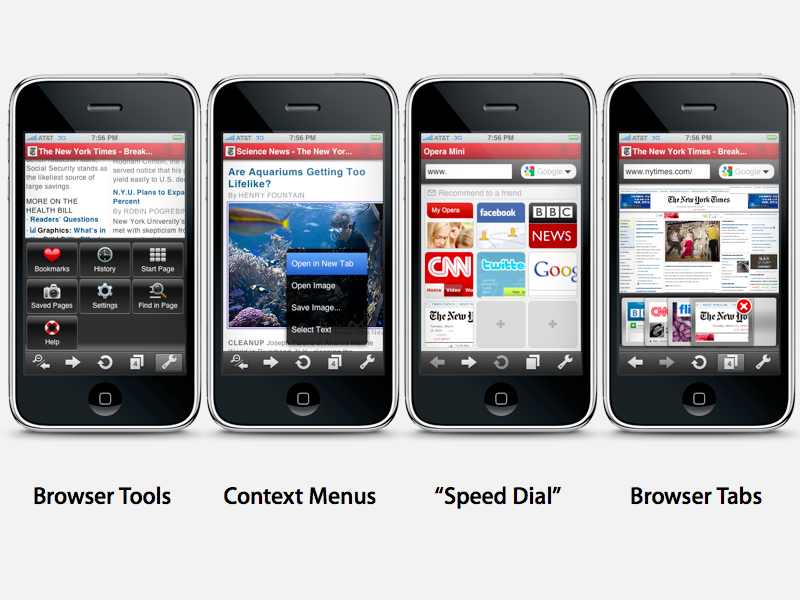 Apple approves Opera Mini app for iPhone