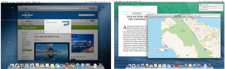 OS X Mountain Lion, Mavericks