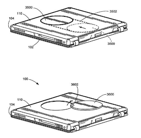 Apple ODD patent