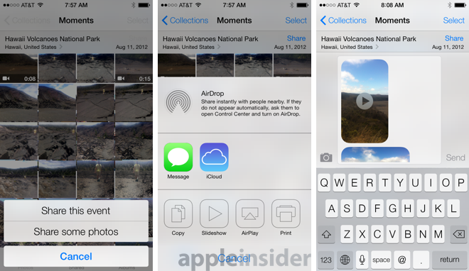 Ios 7 Iphone Wallpaper: Inside IOS 7: Apple Automates Picture Organization In New