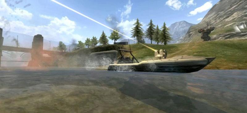 Enemy Territory: Quake Wars for Mac in alpha stage (screenshots)