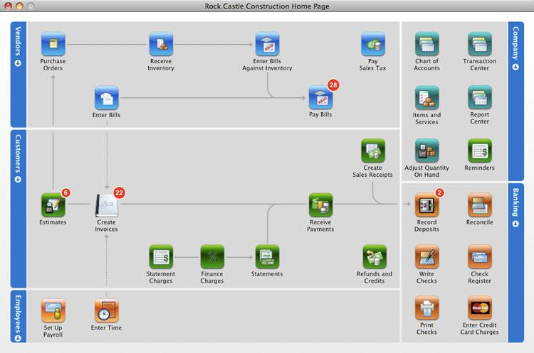quickbooks 2009 for mac coming october 8 rh appleinsider com QuickBooks Mac vs PC QuickBooks Mac vs PC