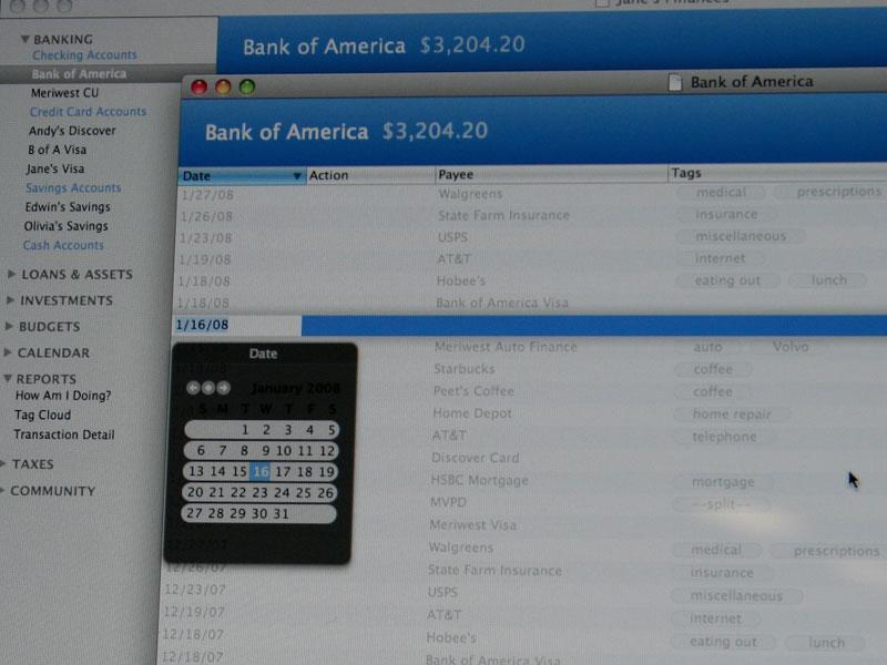 Quicken Financial Life for Mac