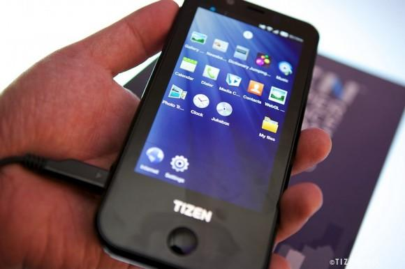 Samsung's Tizen mobile OS could signal new competition for