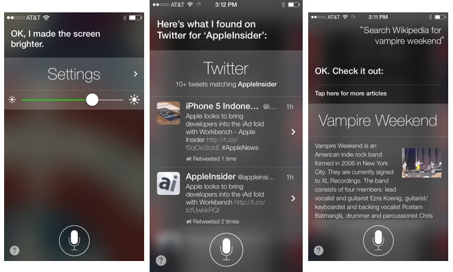 Voice actor behind Apple's Siri comes forward
