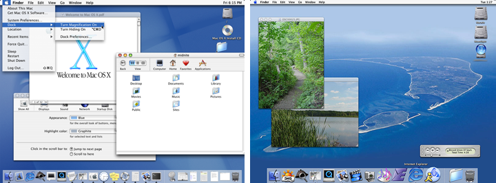 Mac OS X: All you need in one dynamite package