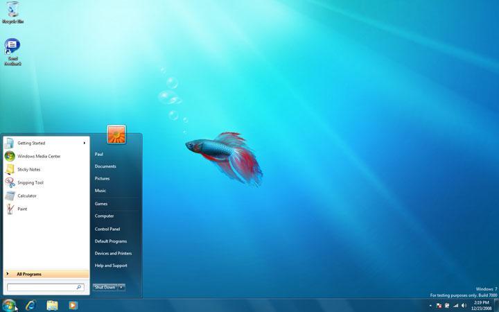 Snow Leopard vs. Windows 7