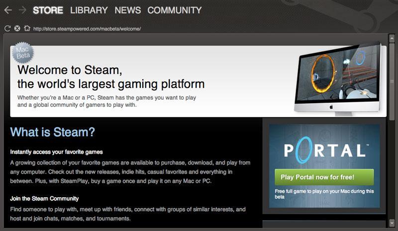 portal game download mac