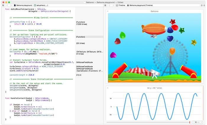 Apple's new Swift Playgrounds for iPad is a killer app for