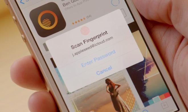 Apple announces 'Touch ID' fingerprint scanner for iPhone 5S
