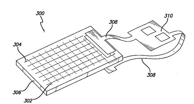 apple granted patents on push