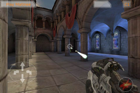 Unreal' 3D game engine demonstrated on Apple's iPhone
