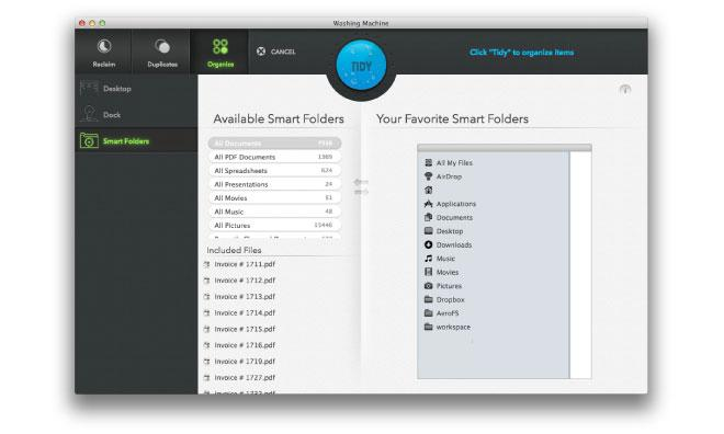 Intego's Washing Machine 2014 for Mac adds new cleanup tools