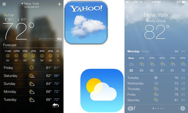 Inside iOS 7: Apple's partnership with Yahoo deepens