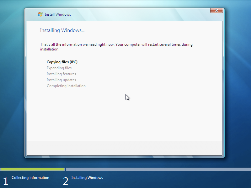 Exploring Windows 7 on the Mac: installation via Boot Camp